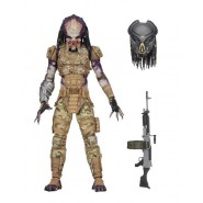 EMISSARY Predator FIRST VERSION Action Figure 18cm From THE PREDATOR Original NECA