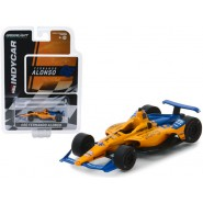 Model Car McLAREN 66 Fernando ALONSO Indianapolis INDY 500 Scale 1/64 Greenlight