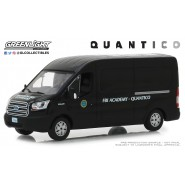 Model Car FORD TRANSIT 2016 FBI From TV Movie QUANTICO 13cm Scale 1/43 DieCast Greenlight