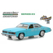 Model 1977 PONTIAC LEMANS From Smokey and the Bandit II 8cm Scale 1/64 DieCast Greenlight Hollywood