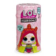 L.O.L. SURPRISE Toy Playset Sphere HAIRGOALS DOLL SERIE 2 Makeover Official ORIGINAL LOL