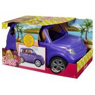 BARBIE Glam SUV Car Violet Vehicle 4 Seats Original Mattel DVX58