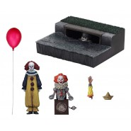 ACCESSORY PACK For Action Figures PENNYWISE Movie IT 2017 Original NECA