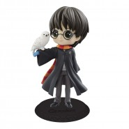 Figure Statue 14cm HARRY POTTER QPOSKET 2 Pastel Color SPECIAL Hogwarts Magic Hedwig Banpresto Vers B