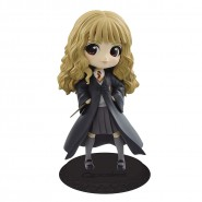Figure Statue 14cm HERMIONE GRANGER QPOSKET 2 Clear Hair Hogwarts Harry Potter Banpresto SPECIAL Version B