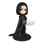 Figure Statue 14cm SEVERUS SNAPE QPOSKET Dark Dress Hogwarts Harry Potter Banpresto Version A