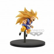 DRAGONBALL Figure Statue 10cm SON GOKU Kid Super Saiyan SS3 Serie FES 10 Super BANPRESTO Gokou