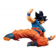 DRAGONBALL Figure Statue 15cm SON GOKU ULTRA INSTINCT - Sign -  Serie FES 10 Super BANPRESTO Gokou