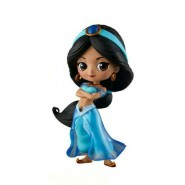 Figure Statue 14cm JASMINE Dark Dress QPOSKET Banpresto Aladdin DISNEY Characters Version Princess Style A