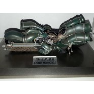 FINAL FANTASY VII Advent Children KADAJ'S Motorcycle Mechanical Arts Original Official Square Enix