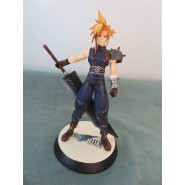 CLOUD STRIFE Figure From FINAL FANTASY VII Scale 1/8 Resin Statue n. 6 SQUARE ENIX Japan