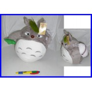 "TOTORO Nice PLUSH 30cm With BAG and LEAF Version ""NORMAL"""