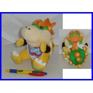 Plush BOWSER JUNIOR 15cm SUPER MARIO BROS KART GALAXY WII