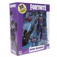 FORTNITE Action Figure DARK BOMBER 18cm With Accessories Original MCFARLANE
