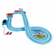 Electric Track PAW PATROL Track Patrol CHASE MARSHALL Nickelodeon 2,9 Meters Carrera First
