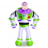 Plush BUZZ LIGHTYEAR 27cm TALKING Top Quality ORIGINAL From TOY STORY 4 Giochi Preziosi DISNEY PIXAR