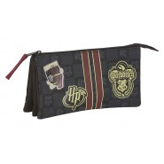 HARRY POTTER Gryffindor PENCIL CASE School 22x12cm Original SAFTA