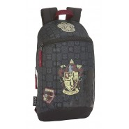 HARRY POTTER School BACKPACK Medium Size GRYFFINDOR 39x22x10cm Original SAFTA