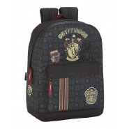 HARRY POTTER School BACKPACK Bigger Size GRYFFINDOR 42x32x14cm Original SAFTA
