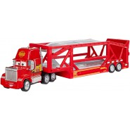 CARS Model Truck MACK Carry Case WITH LAUNCHER Original MATTEL FPX97