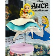 DISNEY Figura Statua ALICE IN WONDERLAND 19cm PASTEL Version SPM SEGA Japan
