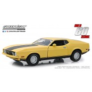 DieCast Model ELEANOR Mustang 1973 1/18 From Gone in 60 Seconds Original GREENLIGHT