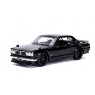 FAST and FURIOUS Model Brian's NISSAN SKYLINE 2000 GT-R KPGC10 1/32 13cm Collector's Series Original JADA Toys