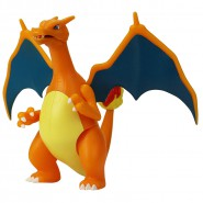 POKEMON Action Figure CHARIZARD 10cm Battle Figure - Original WCT