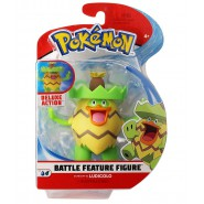POKEMON Action Figure LUDICOLO 9cm Battle Figure - Original WCT