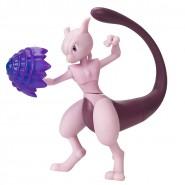 POKEMON Action Figure MEWTWO Mewtu 10cm Battle Figure - Original WCT