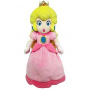 Plush PRINCESS PEACH 20cm SUPER MARIO Bros Kart Land Wii