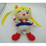 SAILOR MOON Version WINKING Standing Plush Soft Toy 32cm