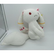 ANIMAL Cat TRASFORMATION OF MADOKA Plush Soft Toy Big 26cm from Puella Magi Madoka Magica