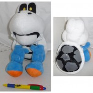 Plush DRY BONES Skeletono Koopa 22cm SUPER MARIO Bros Kart Land Wii
