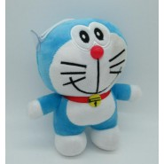 Plush Soft Toy 18cm DORAEMON Space Cat WITH SUCTION CAP New