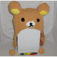 Plush HAT Beanie RILAKKUMA Anime Manga JAPAN New COSPLAY