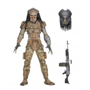 EMISSARY Predator II SECOND VERSION Action Figure 18cm From THE PREDATOR Original NECA