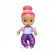 Doll of SHIMMER from Shimmer and Shine 17cm (6.6 inches) Original NICKELODEON Official JAKKS Pacific