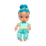 Doll of SHINE Blue Hair from Shimmer and Shine 17cm (6.6 inches) Original NICKELODEON Official JAKKS Pacific