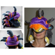 Plush HAT Beanie RAMMUS ARMADILLO LOL League Of Legends JAPAN COSPLAY