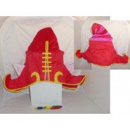 Plush HAT Beanie LULU SACERDOTESSA LOL League Of Legends JAPAN COSPLAY