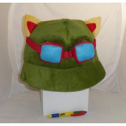 Plush HAT Beanie TEEMO LOL League Of Legends JAPAN COSPLAY