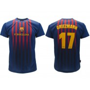 Antoine GRIEZMANN Number 17 BARCELONA FCB Jersey 2019/2020 Barca T-SHIRT Replica OFFICIAL Authentic