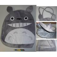 TOTORO FACE Plush Bag 43x45cm COSPLAY