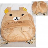 RILAKKUMA Plush BACKPACK 35x30cm COSPLAY