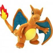 GLURAK Plush 30cm FLYING DRAGON CHARIZARD Pokemon Original Official WCT