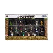 MINECRAFT Special Boxed SET 20 Mini Figures METAL 4cm WAVE 1 Original JADA Toys NANO Metalfigs