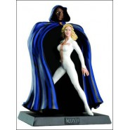 CLOACK and DAGGER Rare Figure LEAD 10cm Limited Edition SPECIAL Serie MARVEL Eaglemoss