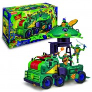 TMNT Ninja Turtles Vehicle TURTLE TANK Original Giochi Preziosi