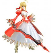 Figure Statue SABER NERO CLAUDIUS From FATE EXTELLA Original SEGA JAPAN